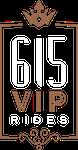 615 VIP Rides Logo